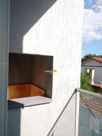 Apartamento com 1 dormitório para alugar, 42 m² por R$ 690/mês - São Cristóvão - Lajeado/R - Foto 5