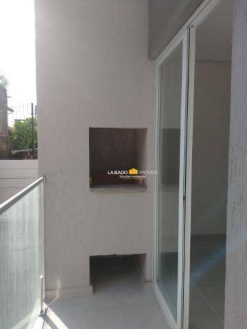 Apartamento com 2 dormitórios para alugar, 62 m² por R$ 805/mês - São Cristóvão - Lajeado/ - Foto 6