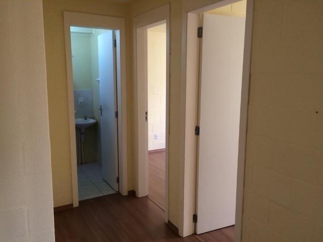 Ap dois quartos para alugar com garagem - Foto 10