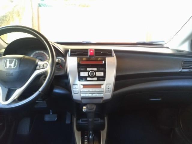 Honda City EX 2011 automático - Top de Linha - Foto 4