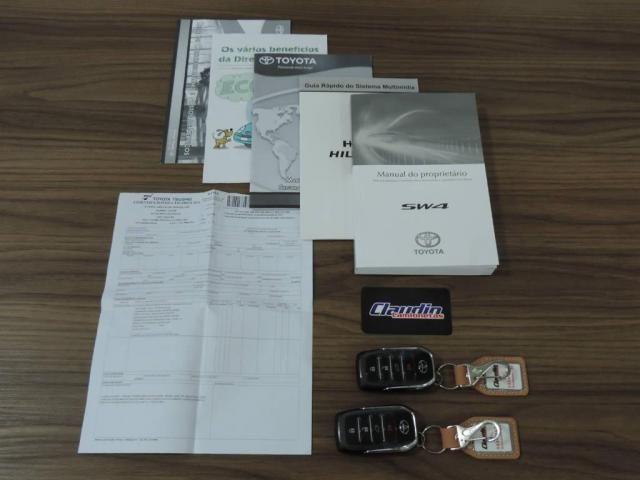Toyota Hilux SW4 2.8 SRX 4X4 AUT. - Foto 8