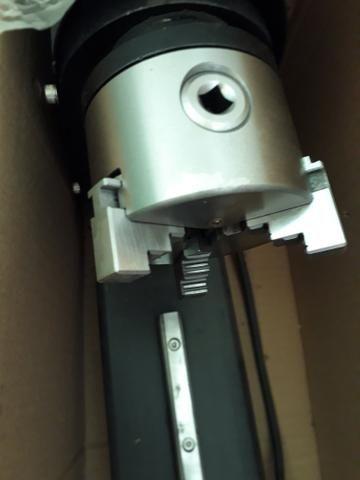 Eixo rotativo para máquina de Corte a laser !! - Foto 3