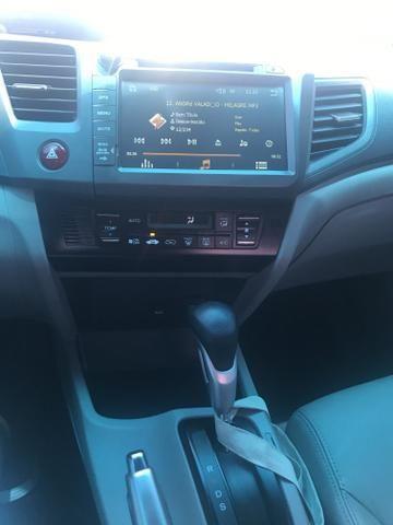 Honda Cicic Lxr automático modelo 2014 - Foto 8