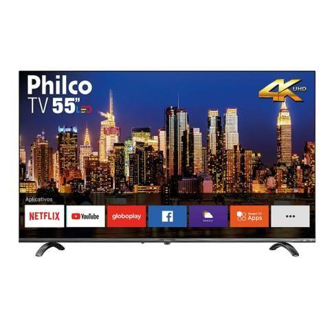 Tv Philco 55 4k UHD smart - Foto 4