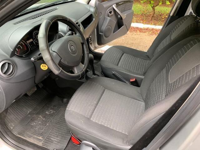 Renault Sandero automático, 70.000 km, única dona - Foto 7