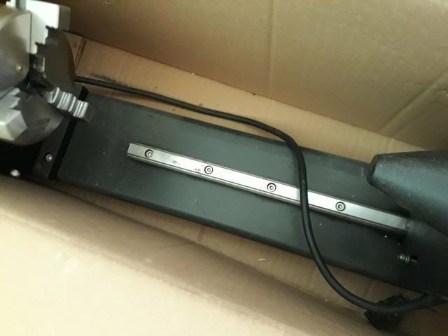 Eixo rotativo para máquina de Corte a laser !! - Foto 2