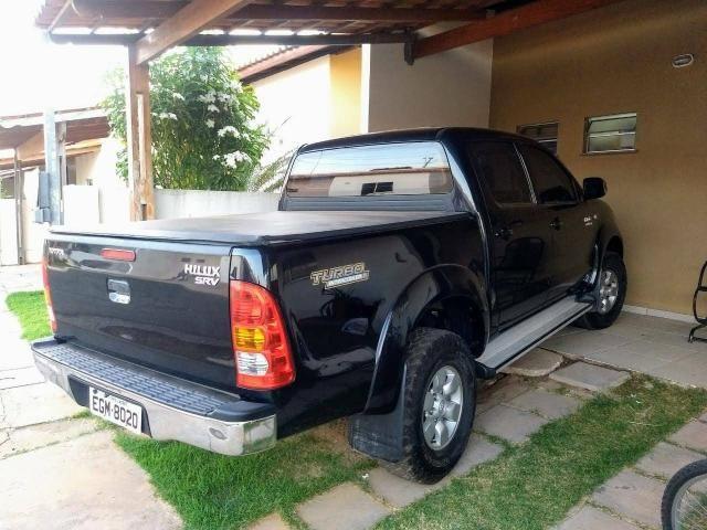Vende-se ou troco.hilux 3.0 diesel - Foto 3