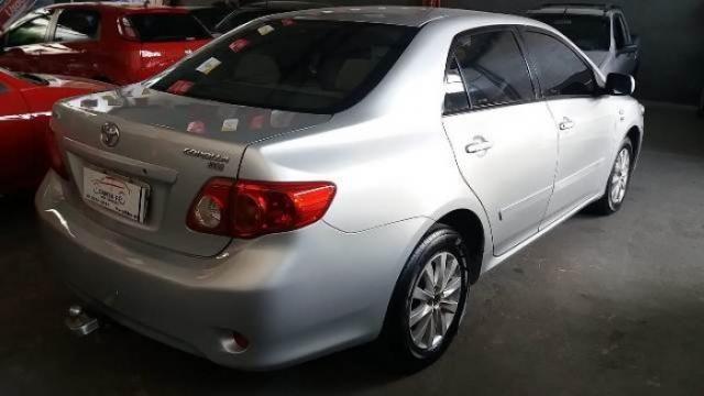 Toyota corolla 2010 1.8 xli 16v flex 4p manual - Foto 6