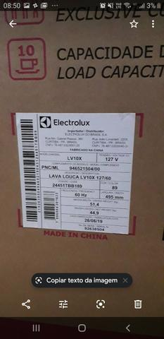 Lava louça electrolux lv10x - Foto 3