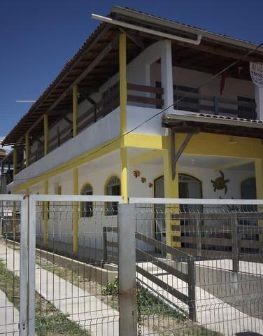 Casa para temporada - 2 quartos, varanda - Cabuçu / Pedras Altas