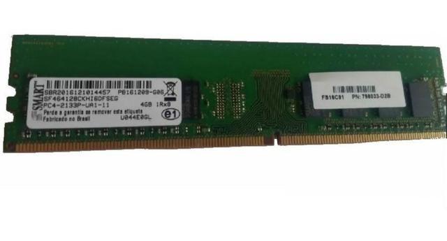 Memoria RAM 4gb ( 1 ddr3 e 1 ddr4 ) usadas em otimo estado - Foto 2