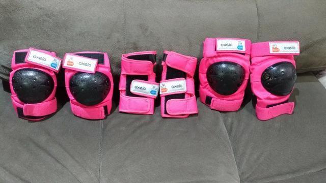 Kit de proteção infantil completo