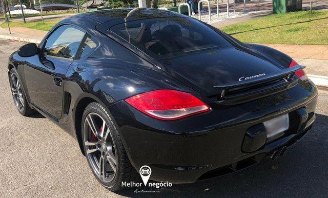 Porsche Cayman 2.7/2.9 265cv 2P Aut. Preta - Foto 6