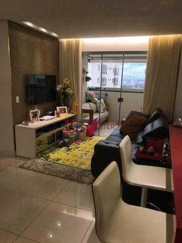 Apartamento com 3 dormitórios à venda, 84 m² - Jardim Goiás - Goiânia/GO - Foto 4