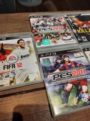 Lote PS3 com 7 Jogos - Foto 4