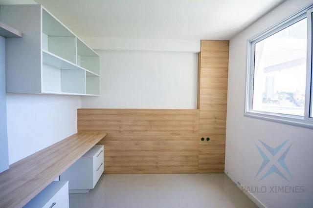 Living Resort com 3 dormitórios para locação ou venda, 116 m² por R$ 935.000 - Manoel Dias - Foto 5