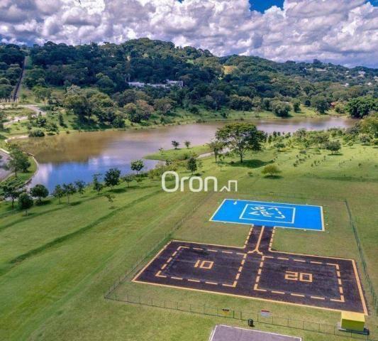 Sobrado à venda, 400 m² por R$ 2.500.000,00 - Residencial Aldeia do Vale - Goiânia/GO - Foto 7