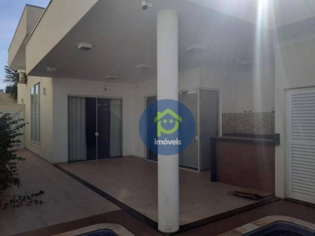 Casa com 3 dormitórios para alugar, 230 m² por R$ 4.400,00/mês - Parque Residencial Damha  - Foto 6