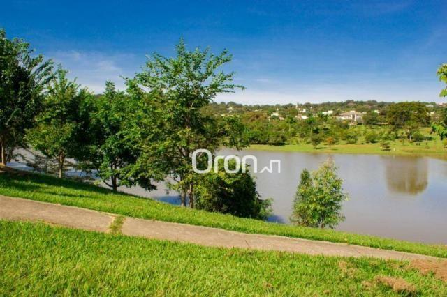 Sobrado à venda, 400 m² por R$ 2.500.000,00 - Residencial Aldeia do Vale - Goiânia/GO - Foto 3