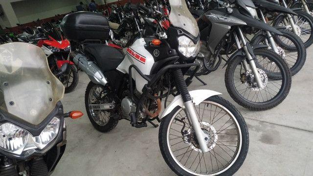 Tenere 250cc 2014/troco por moto menor valor/em até 48x no carnê/36x no cartão de crédito - Foto 5