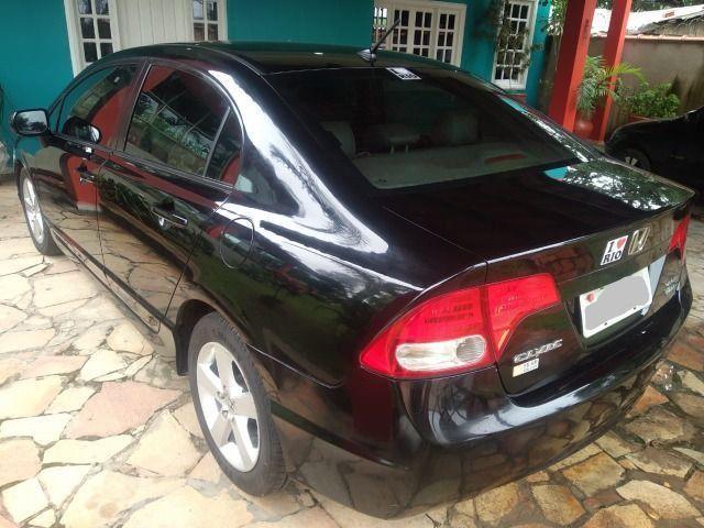 """"""" Lindo Honda Civic Lxs 1.8 Automático Flex 2009/2010 completo.'' - Foto 4"""