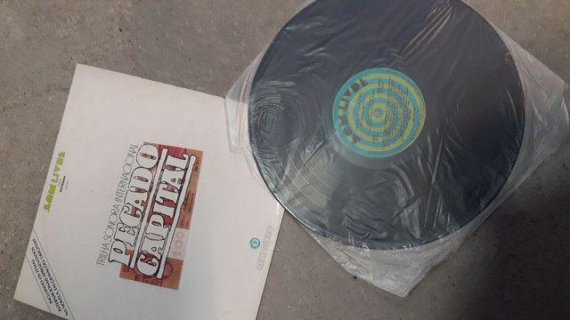 Disco LP VINIL PECADO CAPITAL 1976 ORIGINAL.