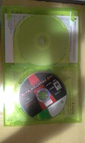Jogo XBOX 360 Metal Gear 5
