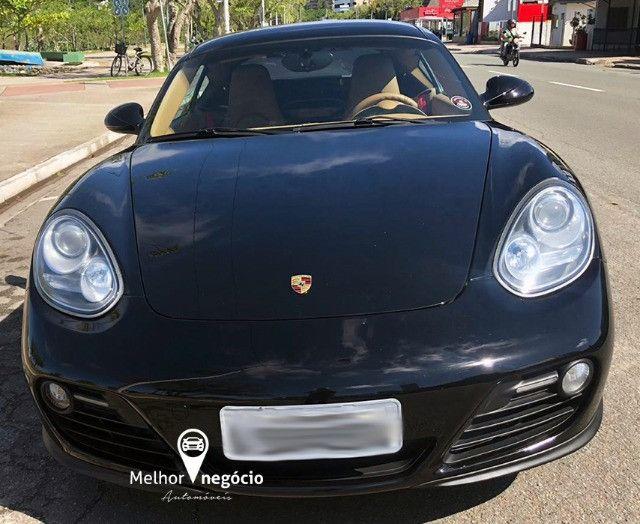 Porsche Cayman 2.7/2.9 265cv 2P Aut. Preta - Foto 2