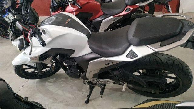 Fazer 250cc 2018/troco por moto menor valor/em até 48x no carnê/36x no cartão de crédito - Foto 2