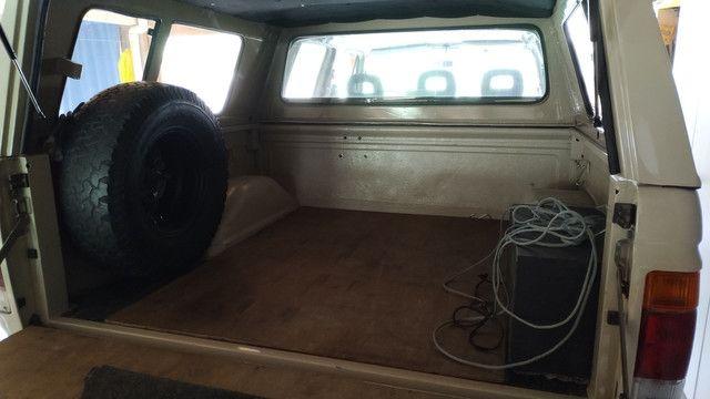Camionete D20 impecável 1987 - Foto 2