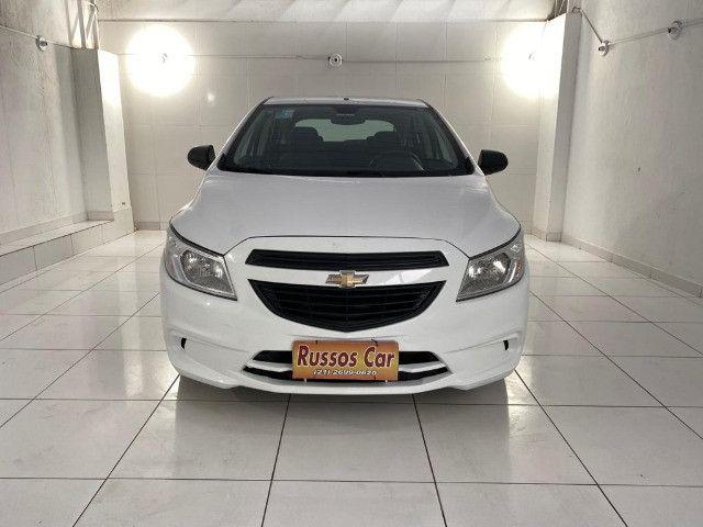 Chevrolet Onix Joy 1.0 2018- Comece a pagar daqui 90 dias - Foto 3