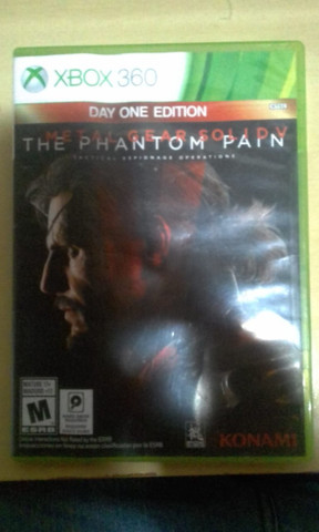 Jogo XBOX 360 Metal Gear 5 - Foto 3