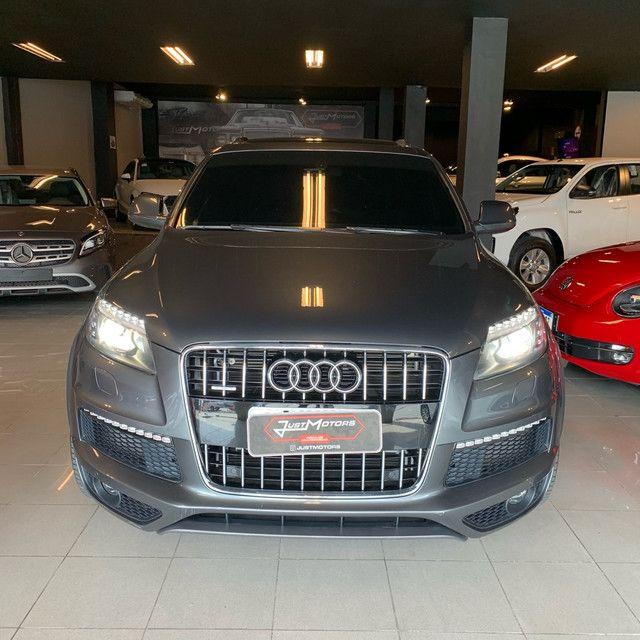 Audi Q7 3.0 V6 Supercharged 2011