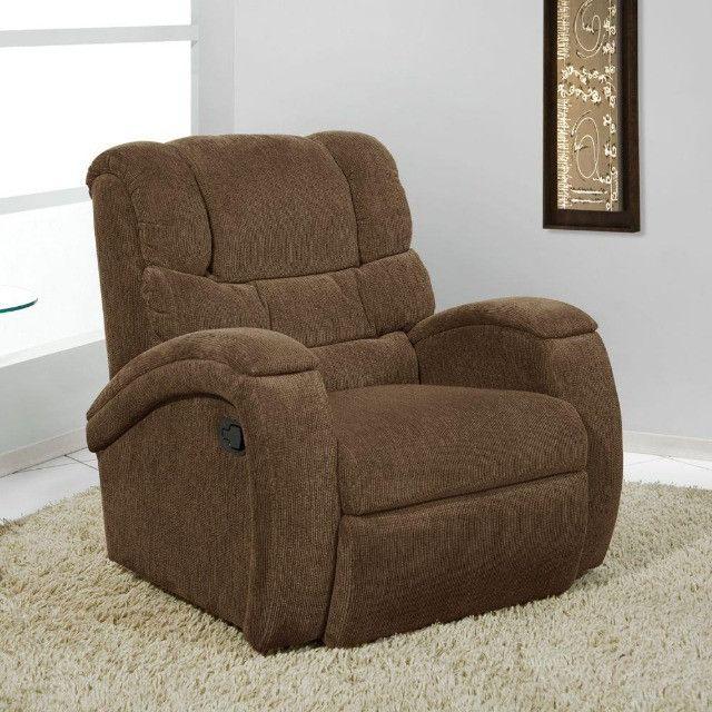 Poltrona reclinável, no Dinheiro $ 2.258,00 - Foto 2