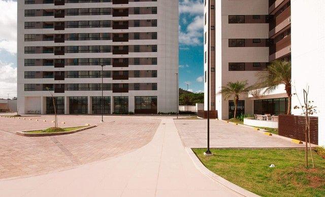 Alugo apartamento com 108 m no beira mar de jacarecica. - Foto 3