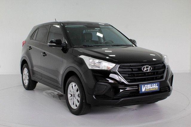 Hyundai Creta 1.6 ACTION Flex Aut. 6M - 2021<br><br> - Foto 18