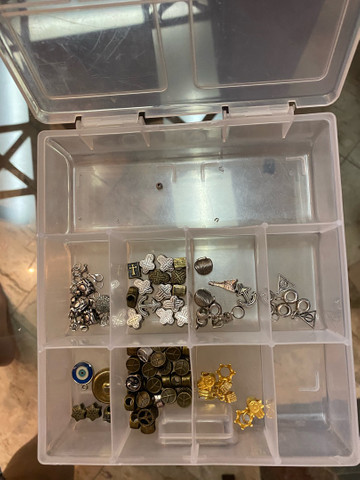 Peças para montagem de bijuterias - Foto 6
