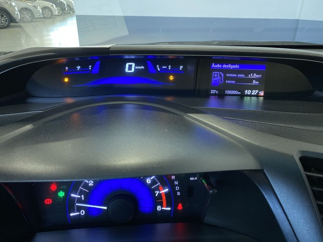 Honda CIVIC Civic Sedan LXR 2.0 Flexone 16V Aut. 4p - Foto 5