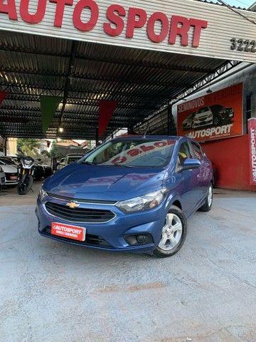GM ONIX LT 1.4 2019 - Baixa Km, revisado , higienizado e Garantia