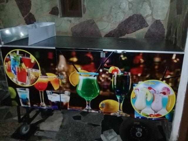 Carrinho de Drinks e pode ser Usado para outras Finalidades  - Foto 2