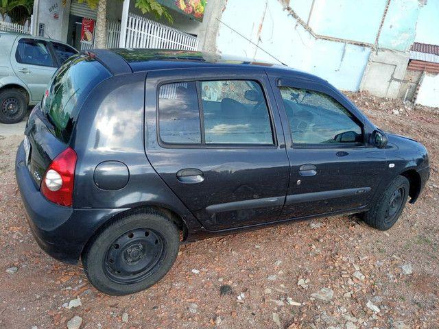 Vendo Clio EXP 1.0 COMPLETO - Foto 4