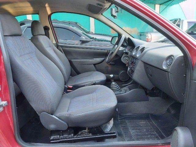 Chevrolet Celta 1.0 Life 2008 Ar Cond. + Direção + GNV  - Foto 10