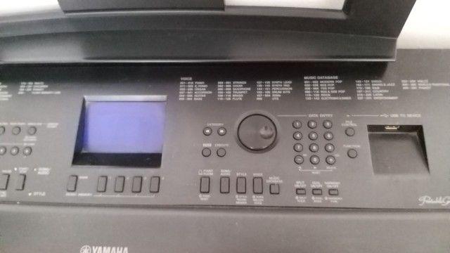 Piano Yamaha Eletrônico DGX 660 - Foto 3