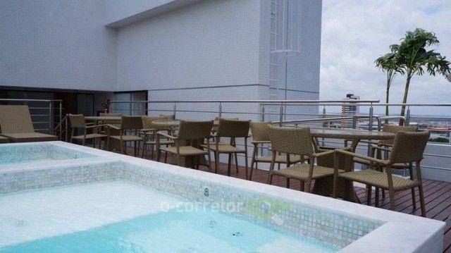 Apartamento para Venda em João Pessoa, manaira, 1 dormitório, 1 suíte, 2 banheiros, 1 vaga - Foto 5