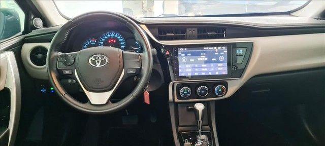 Toyota Corolla 1.8 gli upper 16v flex 4p automático - Foto 9