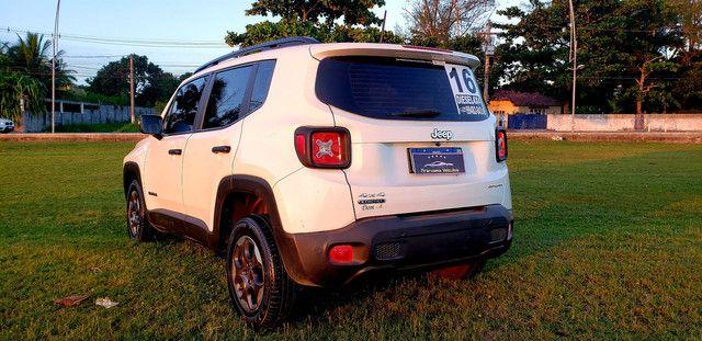 Jeep Renegade Diesel 4x4 Impecável  - Foto 4
