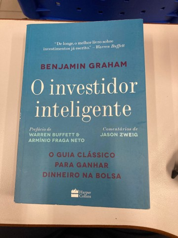 O investidor inteligente -  NOVO -Benjamin Graham