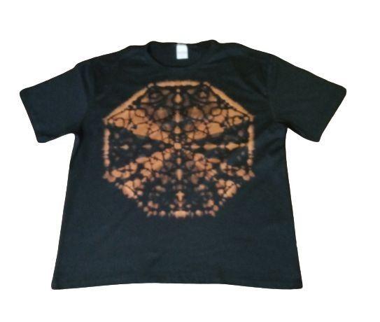Camisa em Tie Dye  - Foto 4
