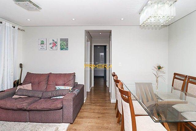 Res. Bonjour- Apartamento 2 quartos, sendo 1 suíte, sacada com churrasqueira e 1 vaga de g - Foto 4