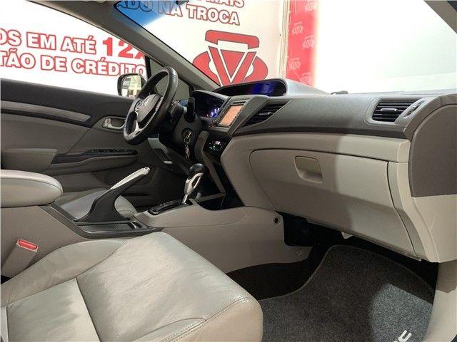 Honda Civic 2014 2.0 exr 16v flex 4p automático - Foto 19